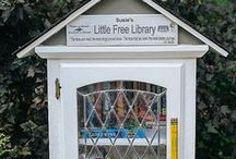Little Free Library / Fun, creative way to share books with our communities.