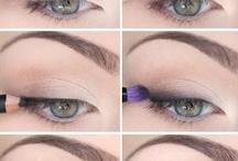Makeup / by Ashleigh Pellerin