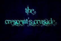The Crescent's Crusade / by Jennifer Brigitte