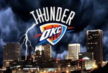 Thunder Up! / Oklahoma's 2012 NBA Western Conference Champions | Oklahoma City, Oklahoma