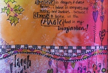 My Tags & Art Journaling