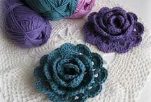 Wzory, inspiracje-szydełko crochet