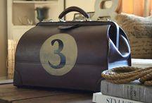 Bags / by Obsidian Dharma