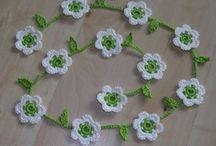 Tejidos Crochet / puntadas,patrones, manualidades,bisutería,  prendas adultos y niños. No parar de tejer...