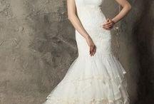bodas vestidos y detalles / by Claudia