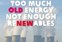 Energy - Issues / Fracking, fossil fuels, renewables... Everything about ethical energy