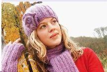 """Fantastische Strick-Ideen """"Accessoires"""" 04/2013 / Sensationelle Tücher, Ponchos, Handschuhe und Schals! Schnell gestrickt für Herbst und Winter!"""