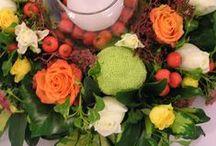 NARANCS / Esküvői díszítés az ősz jegyében (nyári melegben).