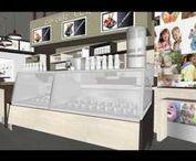✎ Arredamento / ZAMBON FRIGOTECNICA è presente nel mercato italiano ed estero dell'arredamento su misura per gelaterie, bar, pasticcerie e pubblici esercizi. L'esperienza, la competenza e la passione sono le caratteristiche fondamentali della nostra azienda, che ci permettono di fornire ai nostri clienti un prodotto unico, adattato alle loro esigenze.  Le nostre realizzazioni si distinguono per la cura nella progettazione e nella produzione, per la ricercatezza dei materiali e del complemento d'arredo.