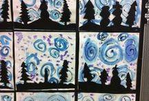 School Art / Activities / Ideas