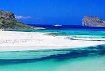 Going around / Places to go near the villa and around Crete!