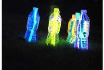 Glow Stick Ideas / Looking for that extra something to brighten up your next party/event? See some great ideas of things to do with Glowsticks and other Glow Products.