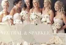 Wedding Color Palettes / Our favorite wedding color palettes