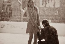 Marriage Proposals / The romantic, the creative, the beautiful -