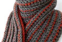 easy crochet projects for men