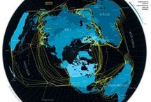 Submarine Cable Maps / Visualize submarine cables thanks to great maps! #Constellatio