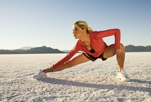 Getting Fit / Move it and lose it!  The best combination to look fit is diet, exercise and asrais touch.