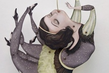 Ilustración / by Carolina Marin