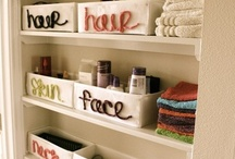 Organization: Space Saving Images & Ideas / Enjoy these great space efficient storage ideas and images from all over the internet. Feel free to comment, like or repin.