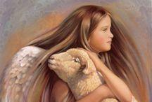 ANGELS / by C FRANYUTTI