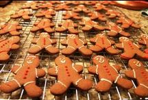 Christmas Baking / Lovely desserts