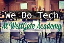 Technology / WestGate Academy holds many technology-based events including STEM Camps and classes for K-12 students.