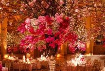 Wedding Flowers / Inspirational floral wedding arrangements, bridal bouqets, and wedding flowers.