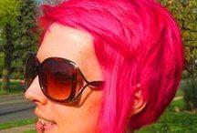 ホットホットピンク / 超~熱い最強ビビットピンク!濃いです。激しいです。でも、セレブなピンクなのです。