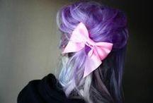 ライラック / やさしい紫系。本来はラベンダーより淡い色ですが、マニパニの場合、ちょっと濃いめ。