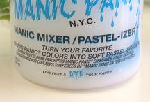 マニックミキサー/パステライザー / マニパニをパステル系に変化させる = 「うすめる」専用剤!