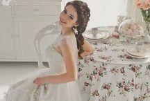 Короткие свадебные платья / Эксклюзивные короткие свадебные платья от l'avenir boutique
