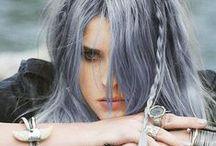 ブルースティール / 氷のようなブルーパステルが、時に銀の輝きを魅せる! ベースの明るさ具合で、表情は様々に。。。