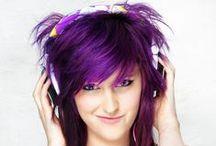 ディープパープルドリーム / 豊かなカシスの実りを思わせる、力強くて深い紫。