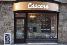 Cascara / Kafija studija Cascara. Coffee studio Cascara. Кофейная студия Каскара. Latvia, Riga, Baznicas 13. #cascaracafe