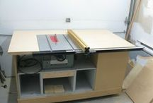 SAWS,TABLE SAW, BAND SAW & JIGS / WOODWORKING