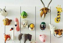 DIY ANIMAL HEAD