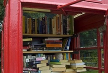 Book Exchange - Public Bookshelves / by CleoLives IN Space