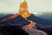 Volcanoes / by CleoLives IN Space