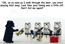 Star Wars / by Lorna Madsen
