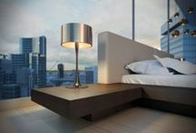 Master Bedrooms / Getaway master bedrooms. www.ariades.com