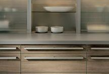 A Modern Kitchen / A kitchen is a community room. With lots of attention there is a call for minimalism.  www.ariades.com