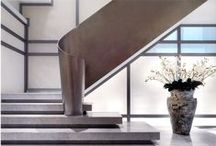 Innovative Staircases / A staircase is more than a function and should be considered as artwork if executed well. www.ariades.com
