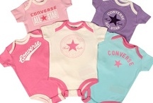 Converse Baby Clothing / by Standun Spiddal