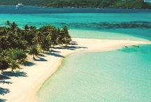 BREATHTAKING BEACHES / Sun, Wind, Water and Sand