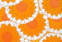 Fabrics and patterns / Scandinavian prints