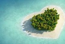 Romantic Getaways / Need some romance? Rekindling the magic? Love is in the air with these romantic getaways!