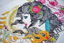 My Style ¤ Broderie