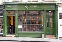 Koh Bath / The newest edition to the Koh Thai Tapas restaurant family! Find us on Broad Street. 01225 311232