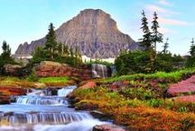 Natural Wonders / Explore into the wild, and check-out these amazing naturally formed wonders of the world!