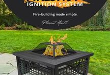 Pleasant Hearth Fire Pits / Stay Pleasant!  The Pleasant Hearth line offers many luxurious indoor/outdoor products such as; fire pits, fireplaces, accessories, stoves and log racks. Stay warm in the summer and winter and most importantly, Stay Pleasant! You can find our products and retailers @ www.ghpgroupinc.com